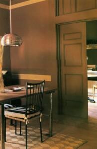 CAMAGNA dining room
